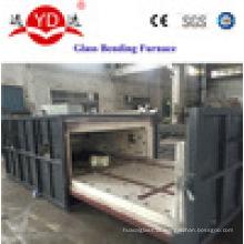 Máquinas de vidro de vidro de fornalha de flexão para venda