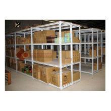 3 Tier Heavy Duty Metal Shelving Warehouse Storage Shelves Power Coated