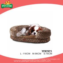 Dog Camas Fabricante, Camas de luxo Pet para o cão (YF87071)