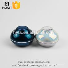 En gros unique en forme d'oignon en forme de crème acrylique pot cosmétique 30g