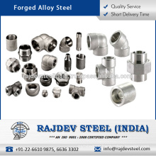 Top Grade Fine Finishing Forged Alloy Steel Components Exporter