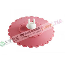 Cute Reusable Silicone Bowl Cover Kitchen Utensils For Home, Restaurant