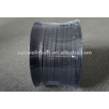 Carbon fiber packing reinforced with inconel,graphite