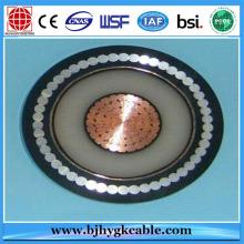 CU/XLPE/LAS/HDPE 38/66kv 1× 240mm2 power cable