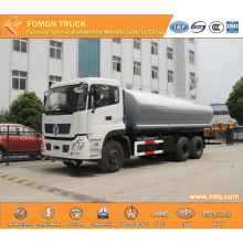 Dongfeng stainless steel water tank transportation truck