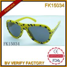 PC punto de onda marco gafas de sol (FK15034)