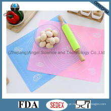 Cozinha Silicone Tableware Mat Silicone Baking Mat Sm06