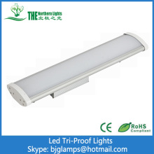 80Watt LED Tri-proof lights IP65 Outdoor Lighting