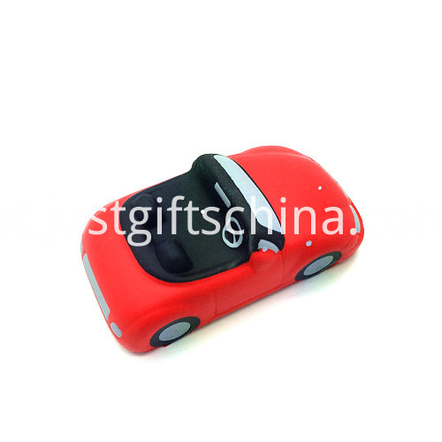 Promotional Toy Car Shaped Stress Balls2
