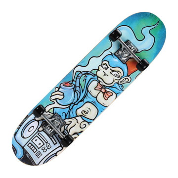 31 Zoll Holz Skateboard mit Alum Truck (YV-3108)
