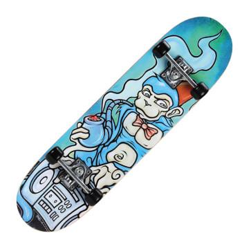 31-дюймовый деревянный скейтборд с алюминиевой тележкой (YV-3108)