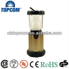 Puissante lanterne d'éclairage de camping led de 5