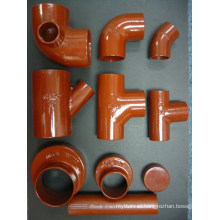 Cast Iron Pipe Fittings for Water Drainage