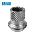 OEM service aluminum and stainless steel cnc machining parts