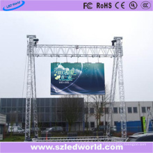 Al aire libre / interior de alquiler Die-Casting LED Electronic / Digital Billboard para publicidad (P5, P8, P10)