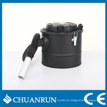 Aspirador de cinzas 15L para fornos de pelota