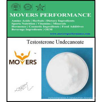 Stéroïde fort: Undecanoate de testostérone