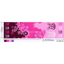 Bom pigmento de 100 poliéster Microfiber Consolador impresso