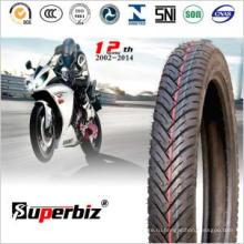 Высокая скорость использования мотоцикл шин (120/80-17) (100/90-17) (3.00-18)