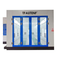TFAUTENF CE certificated heating paint booth