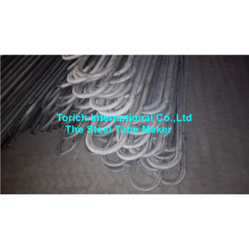 High Pressure Seamless Carbon U Bend Steel Tubing