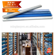 clear PVC shrink film mattress pvc film for packaging mattress