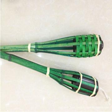 antorcha de jardín de bambú al por mayor de China