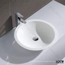 Pias de lavabo pequenas aprovadas UL banheiro bancada