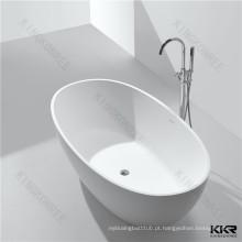 KKR banho de resina de pedra, banheiras, banheira de transbordamento