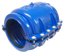 Ductile Iron C Quick Cxt Encapsulation Clamp