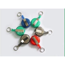 Id Badge Holder Dengan Lanyard / Badge Reel