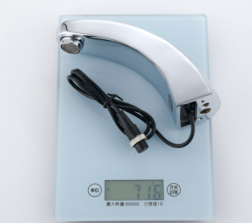 Automatic Infrared Sensor Faucet Chrome