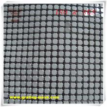 Edelstahl / dekoratives Ineinander greifen / Metallvorhang-Masche (ISO)