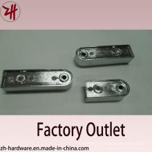 Support de tuyau de siège à bride à haute qualité et tube (ZH-8534)