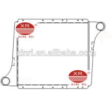 Intercooler de aluminio para repuestos para camiones RENAULT 27752002 5001823421 NISSENS: 96902