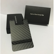 NEW Design carbon fiber money clip