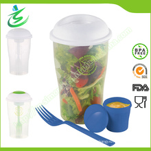 Wholesale Salad Cup, 3 PCS on The Go for Vegetarian