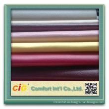 Venta caliente baratos de PVC de cuero Catsuits