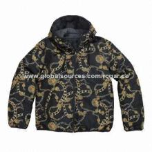 Men's winter jacket, fit for spring, winter, outdoor wear