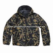 Men's winter jacket, fit for spring, winter, outdoor wear