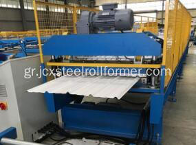 R Rowing Roll Forming Εξοπλισμός