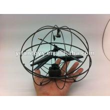 2012 Dernier 3.5ch rc drift king, ballon volant, rc fly ball, rc ball