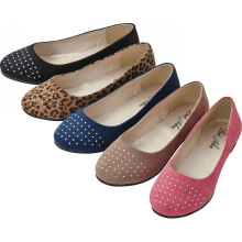 fashionable pretty ballerina shoes 2014 lady shoes online