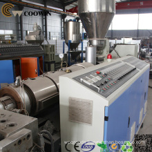 WPC Profile Extrusion Line Composite Decking Profiles