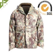 outdoor military breathable boys camo jacket