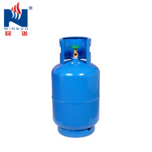 12kg LPG gas cylinder with Valve for South America market