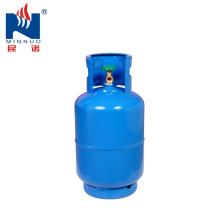 12кг LPG газовый баллон с клапаном для Южной Америки рынка