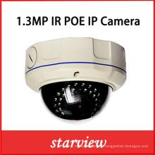 1.3MP Poe IR CCTV Security Network IP Dome Camera (DH3)