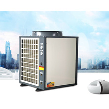 Circulating high temperature heat pump
