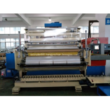Three Extruders Machinery Cast Stretch Film Maker